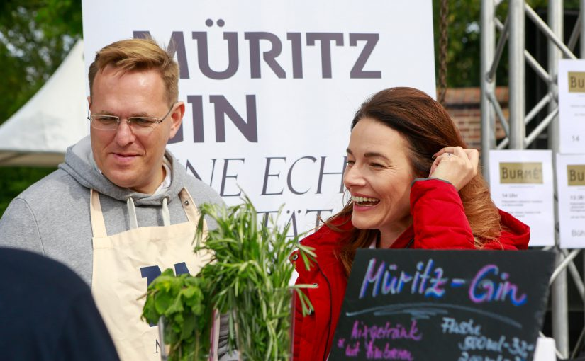 BURMÉ<sup>®</sup> – Gourmet auf der Burg Penzlin 2019